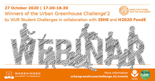 Webinar: Winners of the Urban Greenhouse Challenge'2