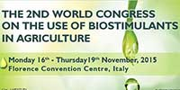 II World Congress on the Use of Biostimulants in Agriculture