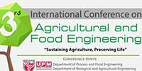 III International Conference on Agricultural and Food Engineering - CAFEi2016
