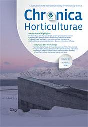 Chronica Horticulturae Volume 56 Number 2