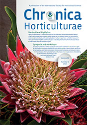 Chronica Horticulturae Volume 56 Number 3