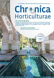 Chronica Horticulturae Volume 59 Number 1