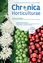 Chronica Horticulturae Volume 60 Number 2
