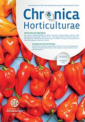 Chronica Horticulturae Volume 61 Number 2