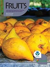 Fruits Volume 76/3 (May-June 2021)
