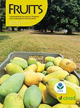 Fruits Volume 76/5 (September-October 2021)