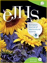 eJHS new issue: Volume 81/3 (June 2016)