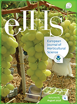 eJHS new issue: Volume 81/4 (August 2016)