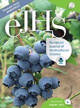eJHS Volume 82/4 (August 2017) - Thematic Issue: Berryfruit