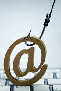email phishing alert - cybersecurity