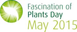 Fascination of Plants Day 2015