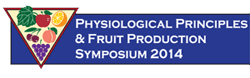 International Symposium on Physiological Principles and Their Application to Fruit Production