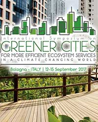 Greener Cities for More Efficient Ecosystem Services in a Climate Changing World
