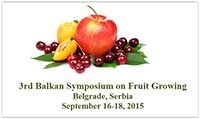 III Balkan Symposium on Fruit Growing