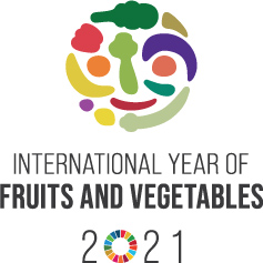 2021 the International Year of Fruits and Vegetables (IYFV)