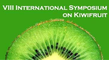 VIII International Symposium on Kiwifruit