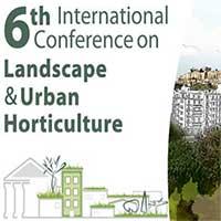 VI International Conference On Landscape And Urban Horticulture