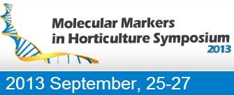 III International Symposium on Molecular Markers in Horticulture - First Announcement