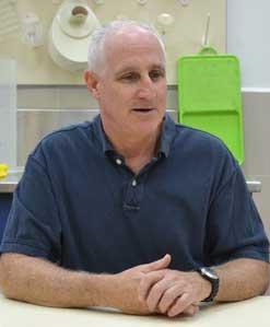 Dr. Ron Porat, Volcani Institute