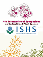 IV International Symposium on Underutilized Plant Species