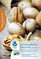 Following Walnut Footprints (Juglans regia L ) Cultivation and
